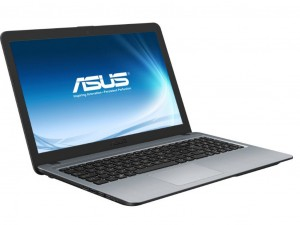 Asus VivoBook X540UB-DM507 15.6 FHD, Intel® Core™ i5 Processzor-8250U, 4GB, 1TB HDD, NVIDIA GeForce MX110 - 2GB, linux, szürke notebook