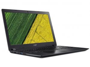 Acer Aspire 3 A315-51-36HU 15,6 FHD, Intel® Core™ i3-7020U, 4GB, 256GB SSD, Intel® HD Graphics 620, Linux, Fekete Laptop