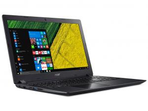 Acer Aspire A315-51-3369 - 15,6 HD, Intel® Core™ i3 Processzor-7020U, 4GB, 1TB HDD, Intel® HD Graphics 620, Linux, Fekete laptop
