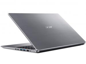 Acer Swift SF315-52-36YC 15.6 FHD, Intel® Core™ i3 Processzor-8130U, 4GB, 128GB SSD + 1TB HDD, Win10, ezüst notebook