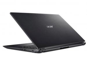 ACER ASPIRE A315-51-54LW, 15.6 HD, Intel® Core™ i5 Processzor-7200U, 4GB DDR4, 256GB SSD, NO ODD, Intel® HD GRAPHICS 620, ELINUX, FEKETE NOTEBOOK