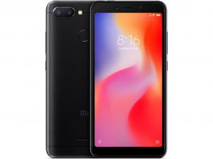 Xiaomi Redmi 6 Dual Sim 64GB 3GB RAM LTE Fekete\r\n