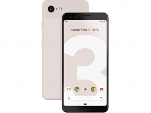 Google Pixel 3 64GB Rózsaszín