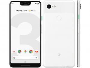 Google Pixel 3 XL 128GB Fehér okostelefon