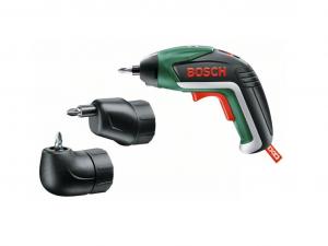 Bosch IXO Full készlet - Sarokadapterrel és excenteradapterrel - Akkus csavarozó