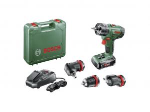 Bosch AdvancedImpact 18 QuickSnap - kombikészülék - Akkus fúrócsavarozó