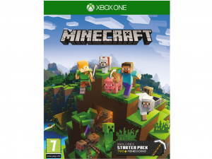 Minecraft Starter Collection Xbox One játékprogram