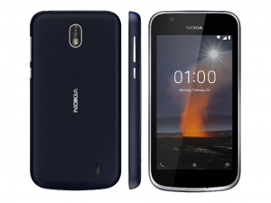 Nokia 1 Dual Sim Kék\r\n