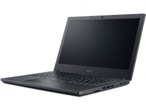 Acer TravelMate TMP2410-G2-M-38LA 14 Intel® Core™ i3 Processzor-8130U 4GB 128GB Intel® UHD Graphics 620 Fekete notebook
