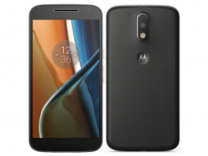 Motorola Moto G4 XT1622 16GB LTE Fekete