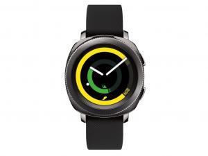 Samsung Gear S3 Sport SM-R600 - Fekete