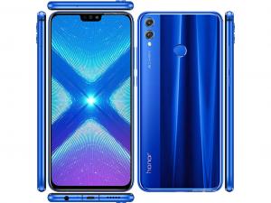 Huawei Honor 8X Dual Sim 64GB Kék\r\n