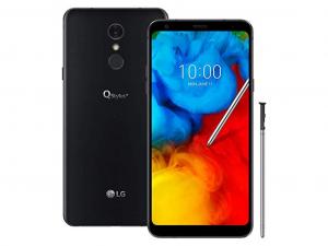 LG Q Stylus 32GB Fekete okostelefon