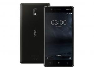 Nokia 3 LTE Fekete\r\n