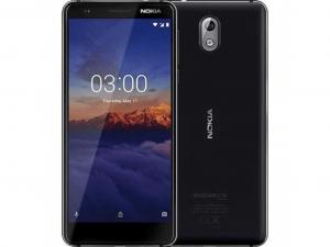 Nokia 3.1 LTE 16GB Dual Sim Fekete/Króm