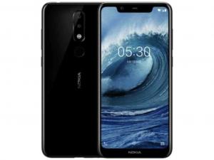 Nokia 5.1 Plus Dual Sim 32GB Fekete\r\n