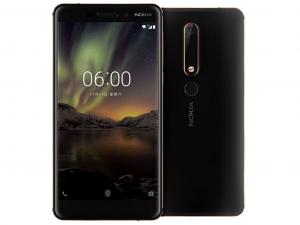 Nokia 6.1 Dual Sim 32GB LTE Fekete