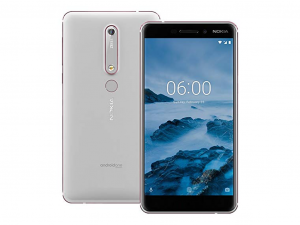 Nokia 6.1 Dual Sim 32GB LTE Ezüst/Fehér
