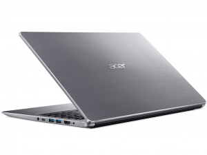 Acer Swift SF315-52-31SE 15.6 FHD IPS, Intel® Core™ i3 Processzor-8130U, 4GB, 256GB SSD, Win10, ezüst notebook