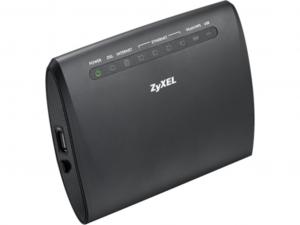 ZyXEL VMG1312-B10D IEEE 802.11n ADSL2+, VDSL Modem/Vezeték nélküli router - 2.40 GHz ISM Band - 2 x Antenna(2 x Internal) - 300 Mbit/s - 4 x FastEthernet port