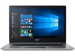 Acer Swift SF314-52G-71WN 14 FHD IPS, Intel® Core™ i7 Processzor-7500U, 8GB, 512GB SSD, NVIDIA GeForce MX150 - 2GB, Win10H, ezüst notebook