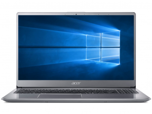 Acer Swift SF315-52-81Y2 15.6 FHD IPS, Intel® Core™ i7 Processzor-8550U, 4GB, 256GB SSD, Win10, ezüst notebook
