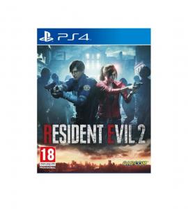 Resident Evil 2 Remake PS4 játékszoftver