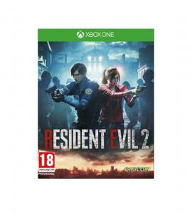 Resident Evil 2 Remake XBOX One játékszoftver