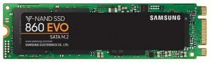 Samsung 860 EVO - 250GB M.2 SATA SSD