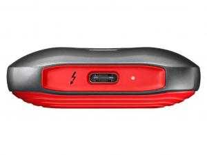 Samsung X5 - hordozható külső SSD - 1TB - Thunderbolt 3