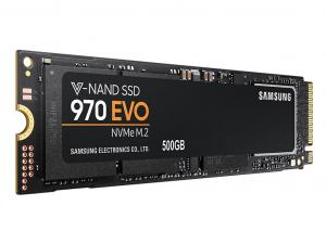 Samsung 970 EVO - 500GB M.2 NVMe SSD