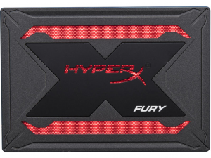 Kingston HyperX Fury RGB - 240GB SATA3 SSD