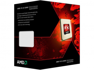 AMD FX-8350 Black Edition Octa-Core™ Processzor