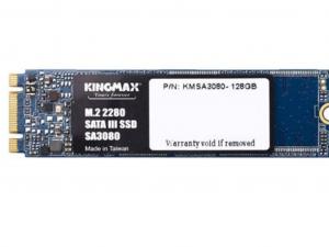 KIngmax SA3080 - 128 GB M.2 SSD