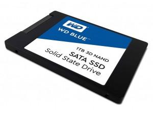 Western Digital WDS100T2B0A Blue 3D NAND 1TB SSD