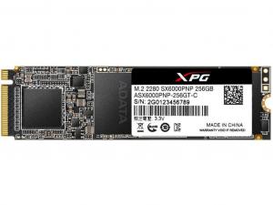 ADATA SX6000 - 256GB M.2 PCI-e SSD