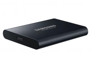 Samsung T5 hordozható SSD - 1TB, USB 3.1