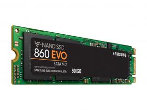 Samsung 860 EVO - 500GB M.2 SATA SSD