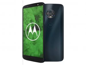 Motorola XT1926-3 Moto G6 Plus Dual Sim 64GB Kék