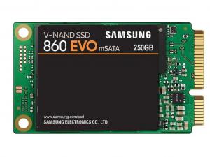 Samsung 860 EVO - 250GB mSATA SSD