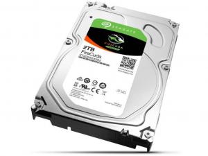Seagate FireCuda 2TB SATA3 HDD/64MB cache + 8GB MLC SSD