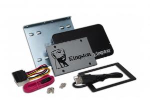 Kingston UV 500 - 240GB SATA3 SSD + Szerelő készlet