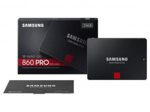 Samsung 860 Pro Basic - 256GB SATA3 SSD