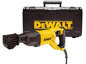 DeWALT DWE305PK-QS 1100 Watt-os Kardfűrész tartós kofferben