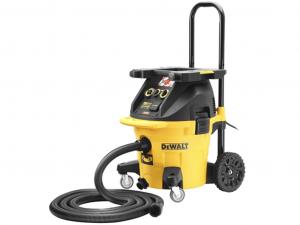 DeWALT DWV902MT-QS 38 literes M osztályú építőipari porszívó