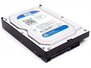 Western Digital WD10EZRZ merevlemez - 1TB, 3.5 Col, SATA3