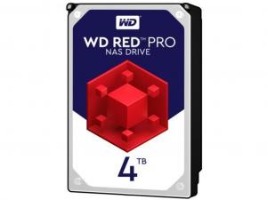 Western Digital Red Pro - 4TB SATA III NAS HDD