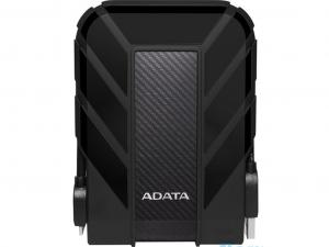 ADATA AHD710P - 2,5 Col, 1TB, USB3.1, ütés és vízálló fekete külső winchester