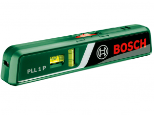 Bosch PLL 1 P - Kereszt és vonallézer