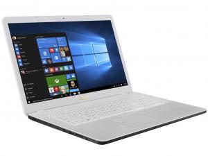 Asus VivoBook X705MB-GC031T 17.3 FHD, Intel® Pentium N5000, 4GB, 256GB SSD, NIVIDIA GeForce MX110 - 2GB, Win10H, fehér notebook